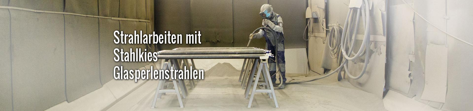 Wilgen GmbH: Strahlen